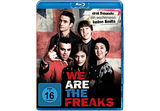 We are the Freaks - (Blu-ray)
