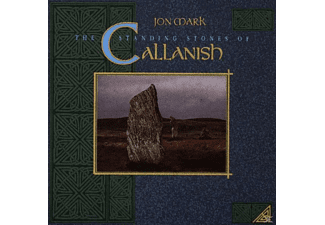 Jon Mark - Standing Stones Of Callanish - (CD)