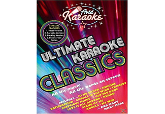 VARIOUS - Ultimate Karaoke Classics - (DVD)