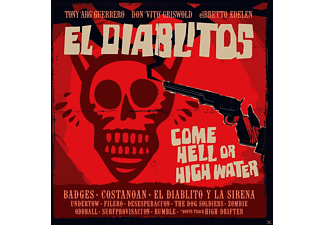 Tony & El Diablitos Guerrero - Come Hell Or High Water [LP + Download]