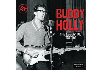 Buddy Holly - The Essential Tracks (Vinyl LP (nagylemez))