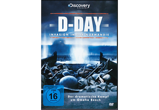 D-Day - Invasion in der Normandie - (DVD)