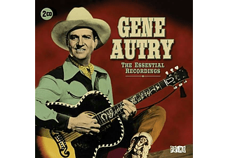 Gene Autry - The Essential Recordings (CD)