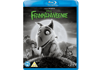 ESEN Frankenweenie Bluray
