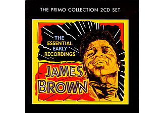 James Brown - The Essential Early Recordings (CD)