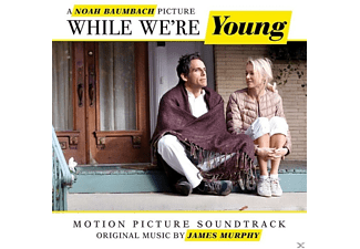 James Ost/murphy - While We're Young - (CD)