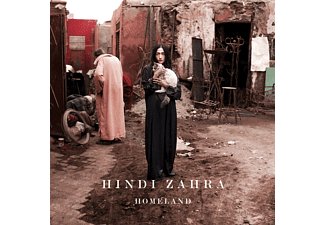 Hindi Zahra - Homeland - (Vinyl)