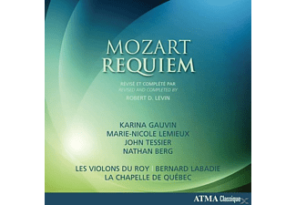 Les Violons Du Roy - Mozart-Requiem - (CD)