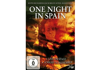 Various - One Night In Spain - (DVD)
