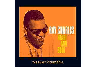 Ray Charles - Heart and Soul (CD)