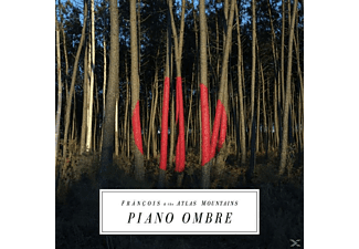 Francois And The Atl - Piano Ombre (Lp+Mp3) [LP + Download]