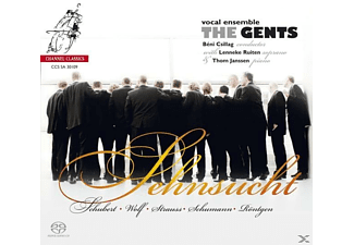 The Gents - Sehnsucht - (SACD Hybrid)