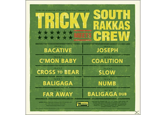 Tricky & South Rakkas Crew - Tricky Meets South Rakkas Crew [CD]