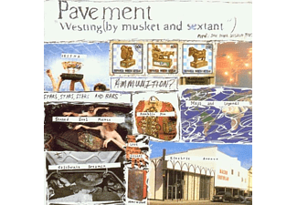 Pavement - Westing By Musket And Sextant [CD]