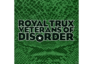Royal Trux - Veterans Of Disorder - (LP + Download)