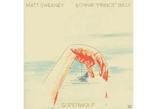 PRINCE BILLY,BONNIE/SWENNEY,MATT, Bonnie Prince Billy - Superwolf - (Vinyl)