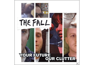 The Fall - Your Future Our Clutter (Gatefold 2lp+Mp3) [LP + Download]