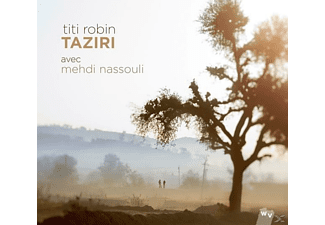 Mehdi Nassouli - Taziri - (CD)