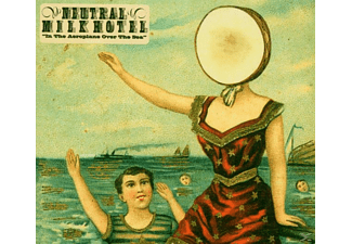 Neutral Milk Hotel - IN THE AEROPLANE OVER THE SEA - (Vinyl)