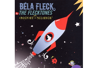 FLECK,BELA & FELCKTONES,THE - Rocket Sience - (CD)