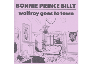 Bonnie Prince Billy - Wolfroy Goes To Town - (CD)