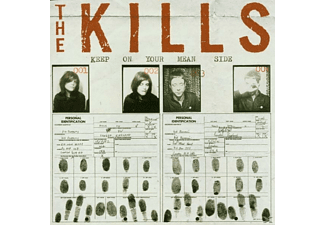 The Kills - Keep On Your Mean Side (Lp+Mp3) [LP + Download]
