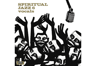 VARIOUS - Spiritual Jazz Vol.6-Vocals - (Vinyl)