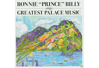Bonnie Prince Billy - Greatest Palace Music - (CD)