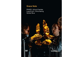 Phace, Liquid Loft, Chris Haring, Günter Brus - Gracenote [DVD]