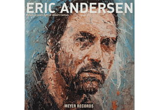 Eric Andersen - Shadow And Light Of Albert Camus - (CD)