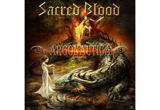 Sacred Blood - Argonautica - (CD)