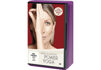 power yoga mit ursula karven dvd dokus reise sportfilme dvd cd mediamarkt. Black Bedroom Furniture Sets. Home Design Ideas