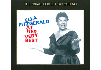 Ella Fitzgerald - At Her Very Best (CD)