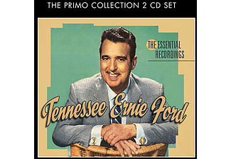 Tennessee Ernie Ford - The Essential Recordings (CD)