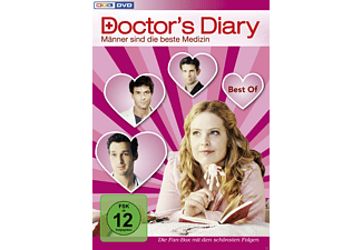 Doctor's Diary-Kuss Box [DVD]