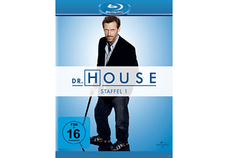 Dr. House - Staffel 1 - (Blu-ray)