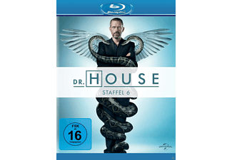 Dr. House - Staffel  6 - (Blu-ray)