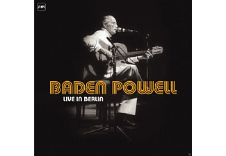 Baden Powell - Live In Berlin - (Vinyl)