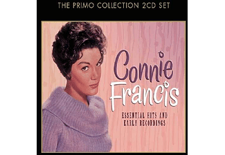 Connie Francis - Essential Hits and Early Recordings (CD)