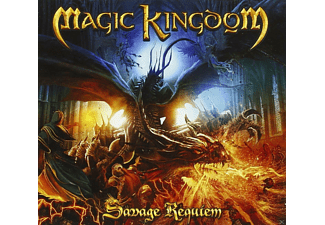 Magic Kingdom - Savage Requiem (Digipak) [CD]