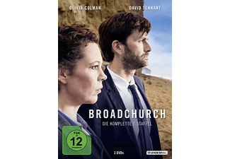 Broadchurch - 1. Staffel [DVD]