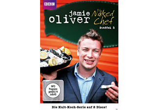 Jamie Oliver: The Naked Chef - Staffel 3 - (DVD)