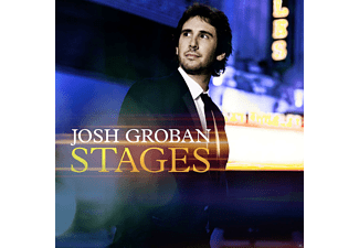 Josh Groban - Stages [CD]