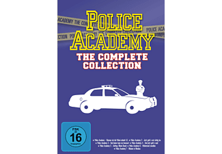 Police Academy - Complete Collection 1-7 - (DVD)