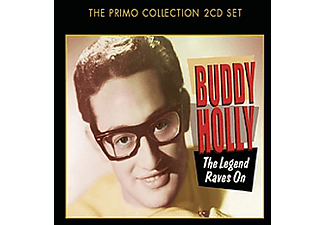 Buddy Holly - The Legend Raves On (CD)