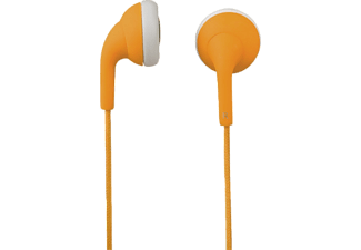 "HAMA ""Joy"" Stereo Earphones, orange - (00122672)"