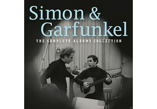 Simon & Garfunkel - Simon & Garfunkel - The Complete Albums Collection [CD]