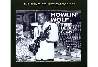 Howlin' Wolf - The Blues Giant (CD)
