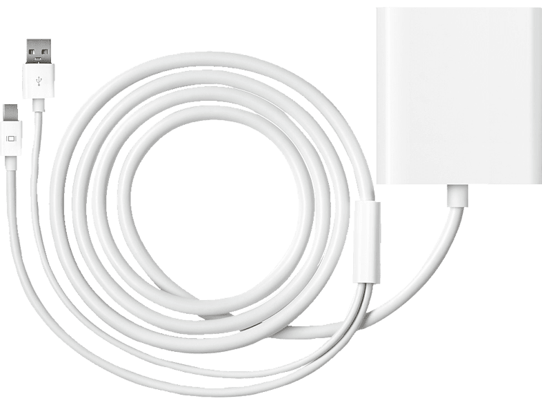 APPLE Mini-Display Port to Dual-Link DVI Adapter - (MB571Z/A) computing   tablets   offline αξεσουάρ υπολογιστών αξεσουάρ apple laptop  tablet