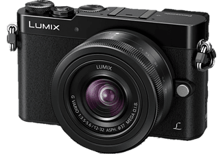 PANASONIC Lumix DMC-GM5 + 12-32/3,5-5,6 - Svart